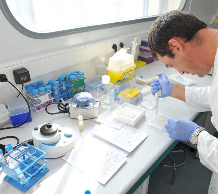 La recherche en laboratoire