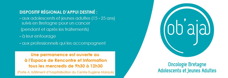 Une nouvelle permanence OB'AJA ouvre au Centre Eugène Marquis
